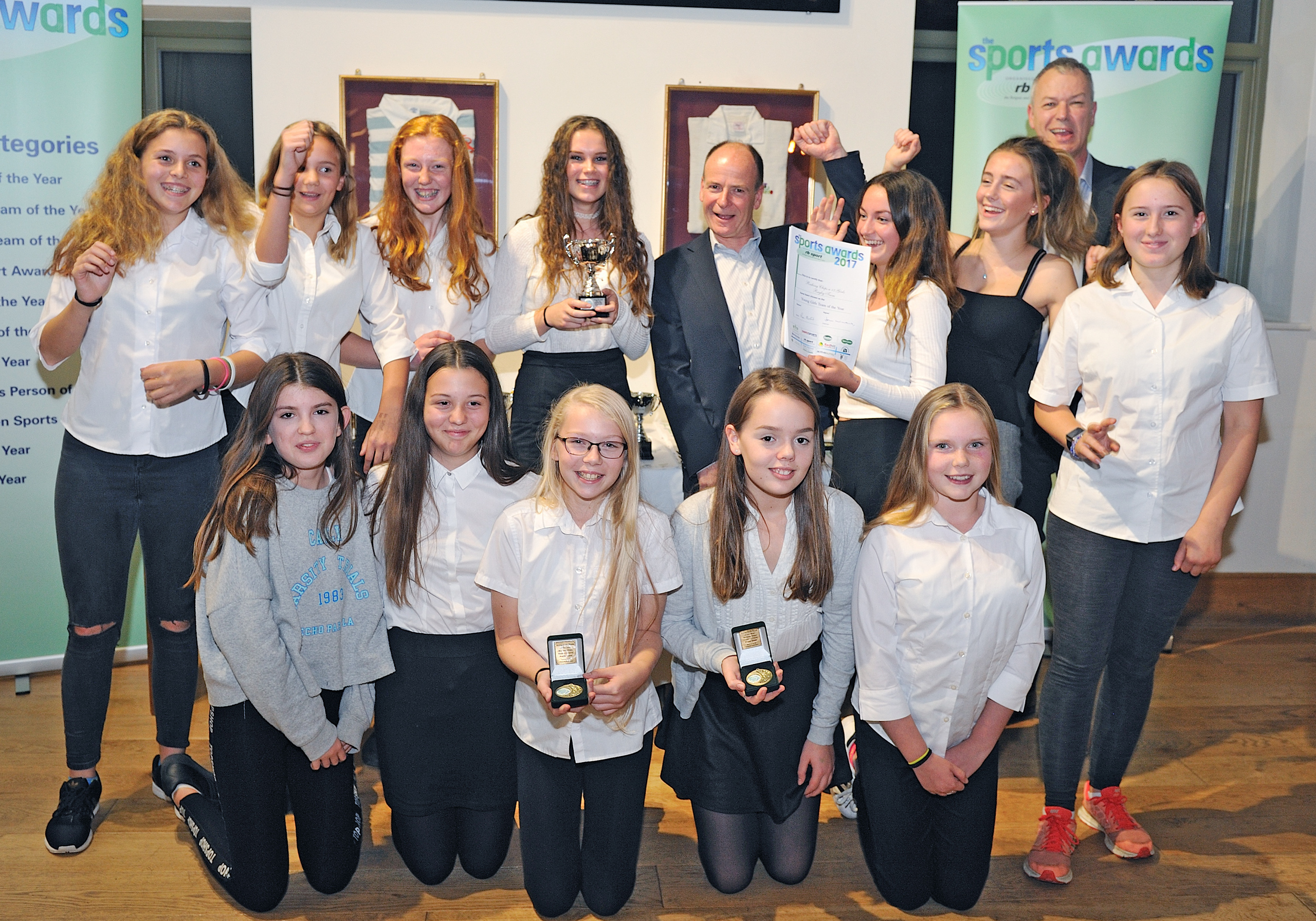 Young Girls Team of the Year